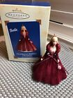 Celebration Barbie 2002 Hallmark Keepsake Ornament Collector's Series 3