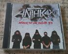 Anthrax - Attack of the Killer Bs CD 1991 Pre-Owned Very Good Condition