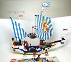 Lego 6291 Pirate Armada Flagship Set Complete
