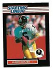 1989 Kenner Starting Lineup Bubby Brister Card - Pittsburgh Steelers