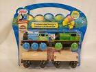Thomas wooden Thomas & Percy Easter Celebration Rare Discontinued Easter gift!