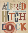 ALFRED HITCHCOCK THE MASTERPIECE COLLECTION LIMITED EDITION BLU R BLU RAY