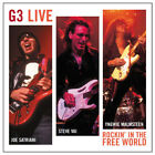 Satriani, Vai & Malmsteen G3 Live: Rockin' in the Free World Pre-Owned OOP CD