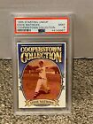 1995 Starting Lineup Cooperstown Collection Card - EDDIE MATHEWS - PSA 9 Mint