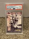 1997 Starting Lineup Cooperstown Collection - WALTER JOHNSON - PSA 9 Mint - pop2