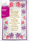 Anita Goodesign Serenity Prayer Embroidery Machine Design CD NEW 160AGHD