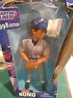 New 1998 Edition Starting Lineup Hideo Nomo L A Dodgers MBL Action Figure
