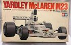 Tamiya Yardley McLaren M23 kit no. BS1217 1/12 scale