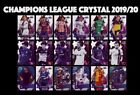 2018-19 Topps Crystal UEFA Champions League Soccer Cards 5