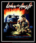 WAGES OF FEAR 23x33 German One Sheet Vintage Movie Poster Original 1953