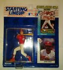 STARTING LINEUP 1993 JOHN KRUK - PHILADELPHIA PHILLIES