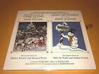 SANTA CLAUS IS COMIN TO TOWN + FROSTY THE SNOWMAN cd FRED ASTAIRE jimmy DURANTE