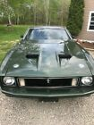 1973 Ford Mustang Mach 1 1973 Ford Mustang Mach 1 Fastback