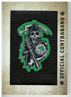 2015 Cryptozoic Sons of Anarchy Seasons 4 and 5 Trading Cards 11