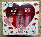 PEZ LIMITED EDITION HAPPY VALENTINES DAY GIFT SET-COTTON CANDY FLAVORED PEZ-MINT