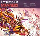 Manners [Bonus Tracks] [Limited Edition] by Passion Pit (CD, Apr-2010, Columbia