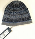 NWT VINEYARD VINES BLUE BEANIE WOOL HAT ONE SIZE - NEW WITH TAGS