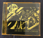Cheifs Holly-West Crisis CD Rare Punk KBD Bloodstains