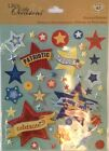 Star Medley Layered Dimensional Stickers KCompany Lifes Little Occasions