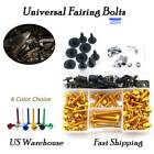 CNC Complete Motorcycle Fairing Bolts For Yamaha FJR1300 AE Auto Clutch 06-2009