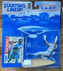 AUTOGRAPHED! Raul Mondesi Starting Lineup 1997 Los Angeles Dodgers