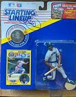 AUTOGRAPHED! Cecil Fielder Starting Lineup 1991 Detroit Tigers w/ COIN