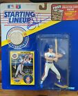 AUTOGRAPHED!  Dave Magadan Brown Starting Lineup 1991 New York Mets w/ COIN!