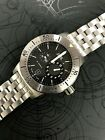 Rare,Men's Oris Big Crown Automatic Watch 27 Jewels 7514 Professional Diver 200m