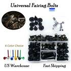 CNC Complete Motorcycle Fairing Bolts Kit Bodywork For Kawasaki ZX-11C 1990-1993