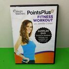 Weight Watchers Points Plus Fitness Workout Exclusive Workout Footage Sample DVD
