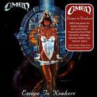 OMEN - ESCAPE TO NOWHERE SLIPCASE CD, REISSUE URUBUZ RECORDS 2019 US METAL NEW