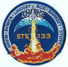 NASA SPACE SHUTTLE STS 133 MISSION PATCH