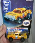 (2) 1993 Ltmited Edition MAJORETTE 1:64 SUNOCO Tow TRUCKS MIP - MADE in FRANCE
