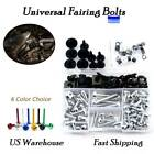Anodized Fairing Bolts Kit Clips For Kawasaki Concours 14 ABS 2011-2015