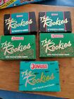 LOT OF 5 DONRUSS THE ROOKIES SETS 1986 1987 1988 1990