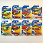 2012 Hot Wheels New Models Cheverolet SS Road Runner Cyclone Lil Red Express