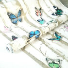 9ft Butterfly Birchwood Self Adhesive Decorative Contact Paper shelf liner