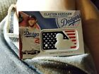Clayton Kershaw Rookie Cards and Autograph Memorabilia Guide 7