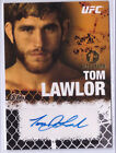 Tom Lawlor Onyx 88 1st Autograph 2010 Topps UFC Series Round 4 Auto #FA-TL