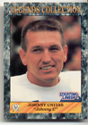 1989 Kenner Johnny Unitas Starting Lineup Legends Collection Card Colts
