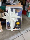 Vintage Empire Nativity Star Blow Mold In Box Very Good Condition 39 Tall