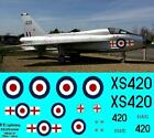 SALE 1 144 LIGHTNING T5 CONVERSION W DECAL XS420 NATURAL METAL FOR REVELL