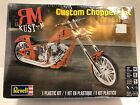 Revell Custom Chopper Set 1:12 Scale Model Kit 85-7324 New Sealed Motorcycle