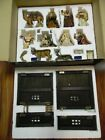 Department 56 Nativity Set 13 Resin Pieces Plus 4 Piece Stable