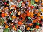 Czech Glass Beads 1lb Bag Of Assorted Shapes And Sizes Harvest Moon