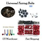 Anodized Fairing Bolts Kit Fastener Clips For Benelli Tornado Tre 1130 2003-2009