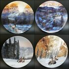 Faces of Nature Wild Animals Native American Collector Plate Julie Cole Choice