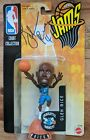 Glen Rice NBA Jams action figure AUTOGRAPH! 1998 Charlotte Hornets