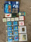 Sizzix Original Rubber And Sizzlits Die huge Lot 24 teaching crafting scrapbook