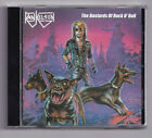 RANKELSON Hungry For Blood + The Bastards Of Rock 'N' Roll CD BATTLEAXE, BRONZ